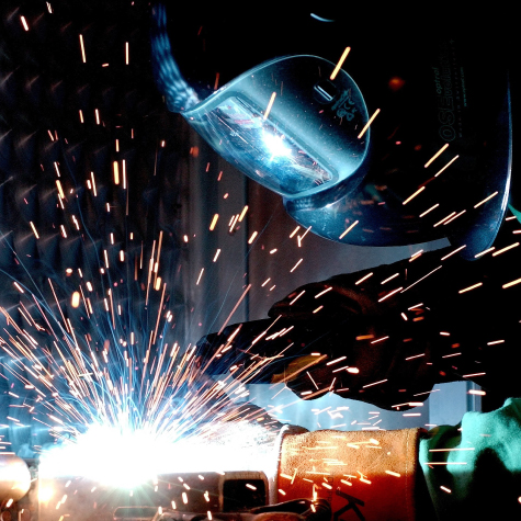 Collins Fabrication our Services On-site Welding